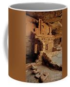 Balcony House, Mesa Verde Np, Co Coffee Mug