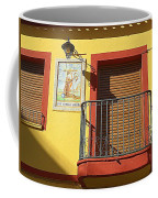 Spanish Balcony Coffee Mug