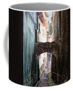 Balcony On The Arch Coffee Mug