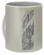 Balcony Railings Coffee Mug