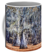 Bald Cypress In Caddo Lake Coffee Mug