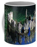 Bald Cypress Stump Coffee Mug