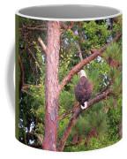 Bald Eagle Fresh Catch Coffee Mug