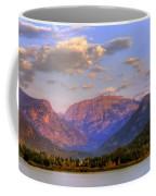 Baldy Shadow Mountain Lake Coffee Mug