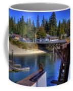 Balfour Bc Docks And Ferry  Coffee Mug