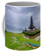 Bali Lake Temple Coffee Mug