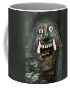Bali Mask Coffee Mug