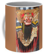 Balinese Barong Coffee Mug