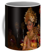 Balinese Dancer Coffee Mug
