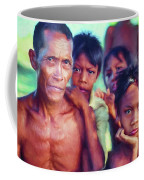 Balinese Gothic - Paint Coffee Mug
