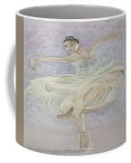 Ballerina Dancer Coffee Mug