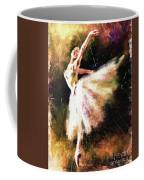Ballerina Girl Coffee Mug