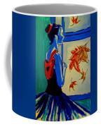 Ballerine En Automne Coffee Mug