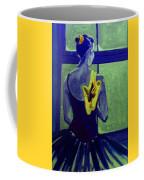 Ballerine En Hiver Coffee Mug