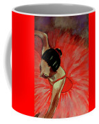 Ballerine Rouge Coffee Mug
