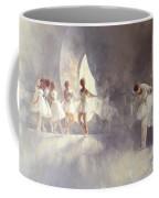 Ballet Studio  Coffee Mug by Peter Miller