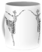 Ballet Terms Starting With C Coffee Mug