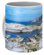Ballintoy Harbour, Co Antrim, Ireland Coffee Mug