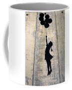Ballons Girl Coffee Mug