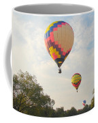 Balloon Race Coffee Mug