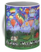 Balloon Race Two Coffee Mug