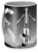Balloons And Surrealism 3 Coffee Mug