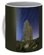 Ballybrit Castle Star Trails Coffee Mug