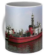Baltimore Fire Boat 2003 Coffee Mug