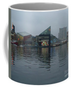 Baltimore Harbor Reflection Coffee Mug