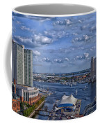 Baltimore Maryland Inner Harbor Coffee Mug