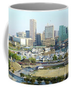 Baltimore's Inner Harbor Coffee Mug