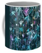 Bamboo And Butterflies Coffee Mug