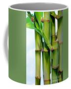 Bamboo And Sky Coffee Mug