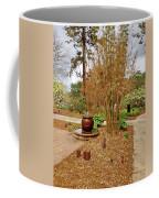 Bamboo At The Botanical Gardens Coffee Mug