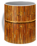 Bamboo Fence Coffee Mug by Yali Shi