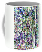 Bamboo Forest Background Coffee Mug