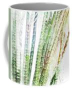 Bamboo Forest Watercolor Coffee Mug