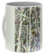 Bamboo Sprouts Forest Coffee Mug