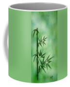 Bamboo Coffee Mug by Svetlana Sewell