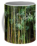 Bamboo Wind Chimes  Waimoku Falls Trail  Hana  Maui Hawaii Coffee Mug
