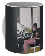 Banana Break Coffee Mug