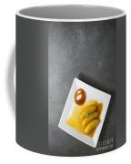 Banana Flambee With Caramel Asian Dessert Coffee Mug