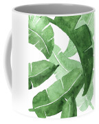 Banana Leaves  3 Coffee Mug
