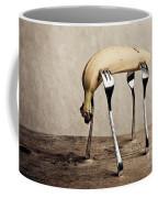 Banana Coffee Mug by Nailia Schwarz