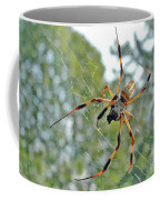 Banana Spider Coffee Mug