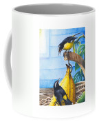 Bananaquits And Bananas Coffee Mug