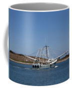 Band Of Gold Departing Cape Canaveral Coffee Mug