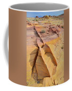Band Of Gold In Valley Of Fire Coffee Mug