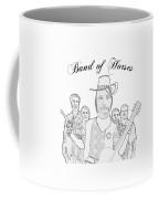 Band Of Horses Coffee Mug