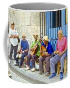 Band Of Locals Coffee Mug